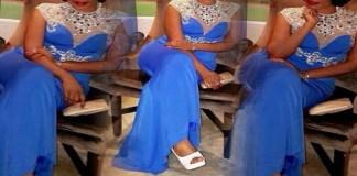 I Rep Salone Fashionista