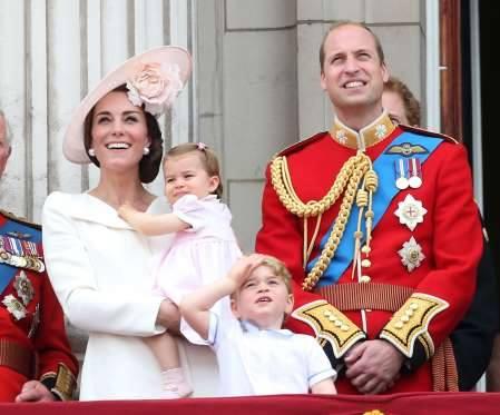 queen elizabeth birthday parade by agness prat3
