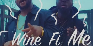 SHADY BABY FT BASE APHONYX - WINE FI MI