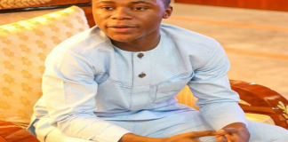 KELVIN DOE, 21 YEAR OLD ENTREPRENEUR WHO WAS DISCOVERED THROUGH THE INTERNET