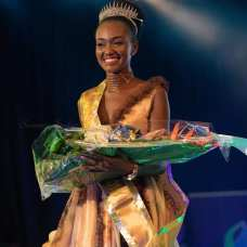 Miss Sierra Leone 2018 Winner Sarah Laura Tucker 18