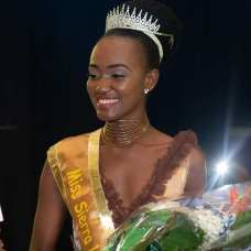 Miss Sierra Leone 2018 Winner Sarah Laura Tucker 27
