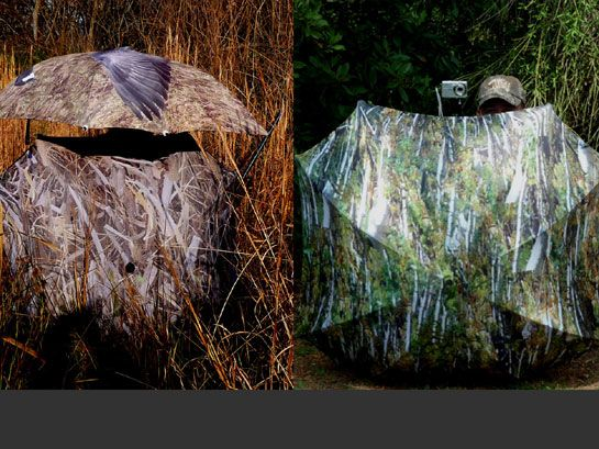 Elk Mountain Portable Hunting Blind  Decoy Review