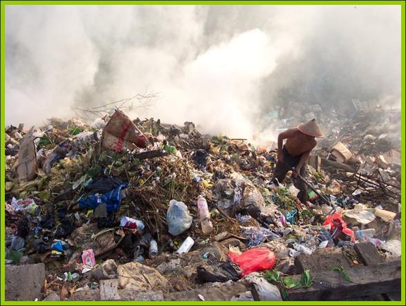 Sumber  Sumber Pencemar Udara Antropogenik  Pencemaran