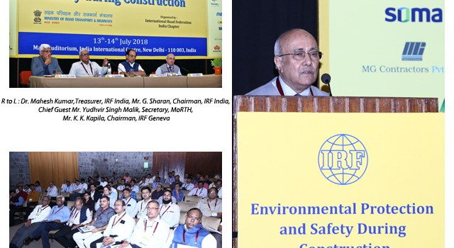 "Forthcoming Seminar on ""Environmental Protection and Safety during Construction"""