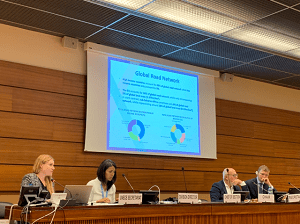 IRF at the 70th UN Working Party on Transport Statistics