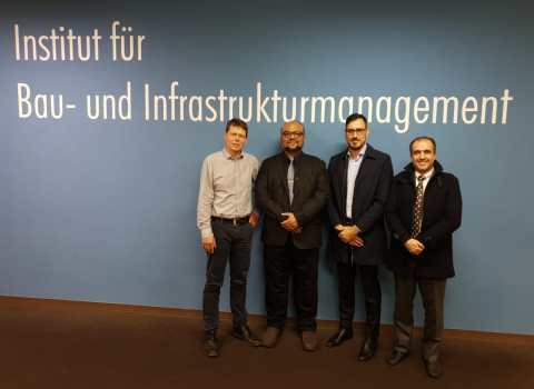 University of Qatar visits Switzerland's universities to discuss partnership opportunities