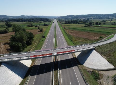 "Motorway ""Milos the great"" opened for traffic"
