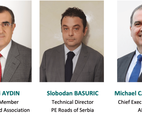 IRF General Assembly elects three new members to the Board of Directors