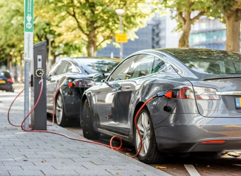 Arup's 10 thoughts for the future of low-emission mobility