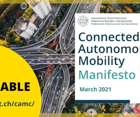 New Release: Connected and Autonomous Mobility Manifesto
