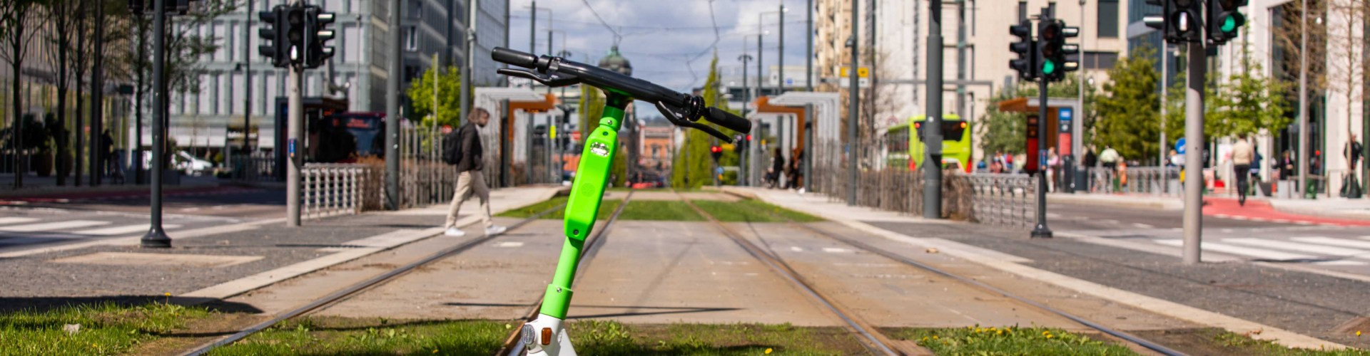 Swarco and Lime Partner to Improve Street Safety Conditions for Bike and Scooter Riders