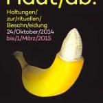 "Ausstellungsrundgang ""Haut/ab – Haltungen/zur/rituellen/Beschneidung"" im Jüdischen Museum Berlin"