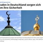 """""""Ich mach mir die Welt, wie sie mir gefällt!"""" – Feindschaftsbildererkennung im Deutschlandfunk"""