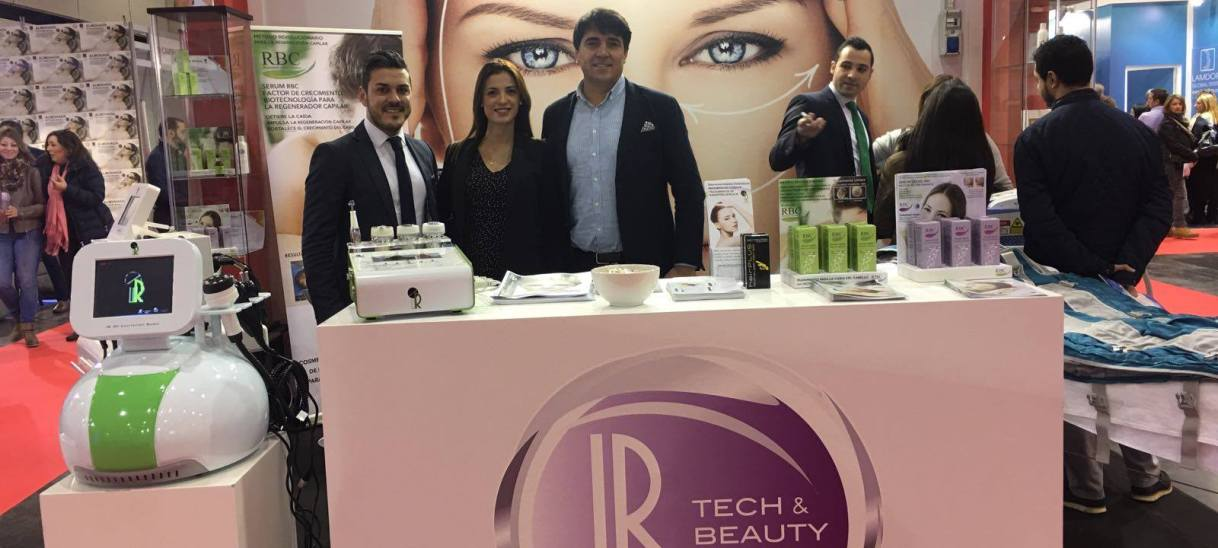 IR Group en Beauty Valencia