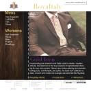 RoyaItaly Website