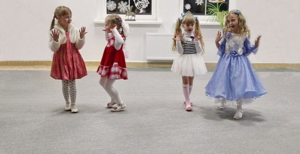 хореография детская