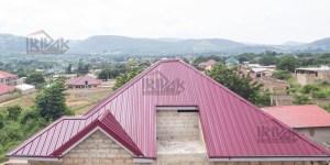 Roofing in Ghana