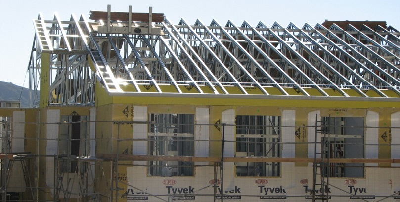 Cold-Formed Steel: Beyond Nonstructural Interior Walls – Best Roofing in Ghana