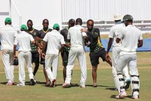 Scorpions go down to defending champs Guyana Jaguars