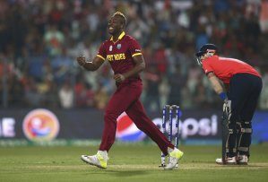 Andre Russell recalled to Windies team for 4th and 5th ODI vs England