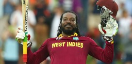 Jamaica and West Indies star Chris Gayle is the most travelled cricketer in the history of the game