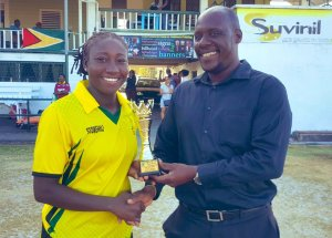 Taylor slams century to lead Jamaica to 2nd Super50 win
