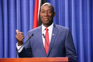 Dr Keith Rowley is adamant that there was no government interference Cricket West Indies elections