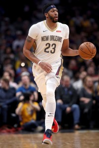 New Orleans Pelicans star Anthony Davis will miss one to two weeks