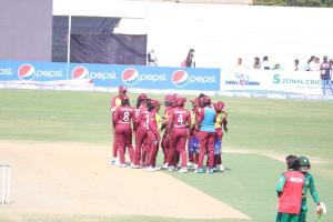Dottin & Nation lead WI Women to easy win over Pakistan