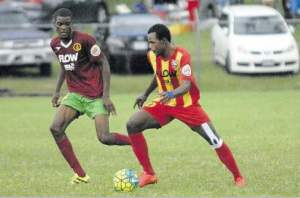 Former Cornwall College striker Jourdaine Fletcher joins Mount Pleasant FC
