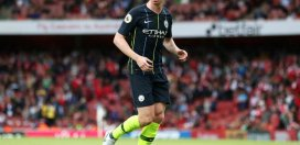 Kevin De Bruyne out for three months due to a knee injury