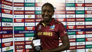 Stafanie Taylor up two places on ICC Women's ODI Batting Rankings