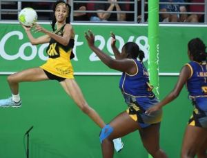 Shamera Sterling included in final 11-player squad to represent the Adelaide Thunderbirds