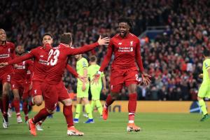 Liverpool engineered one of the greatest comebacks in the history of the champion's league