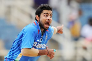 India captain Virat Kohli fined 25 per cent of his match fee for excessive appealing