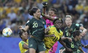 Reggae girls leave FIFA Women's World cup on a high