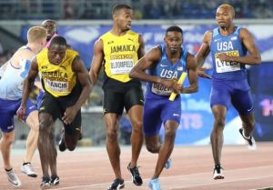 Solid progression for Jamaican teams at the IAAF World Relays in Japan