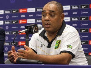 Jamaica will be taking the best set of girls to the FIFA World Cup this summer- Hue Menzies