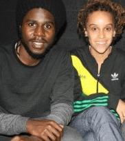Kelissa Links With Chronixx To Create Theme Song