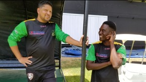 Ramnaresh Sarwan says he has welcomed the invitation to work with the West Indies team