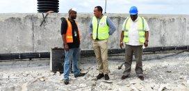 Cornwall hospital renovation works on track