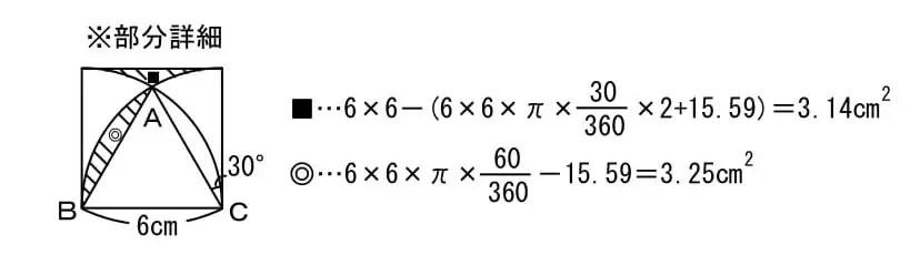 灘中の算数問題令和2年