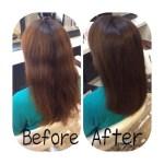 実録美髪Before&After