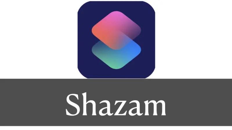 Shazamの使い方