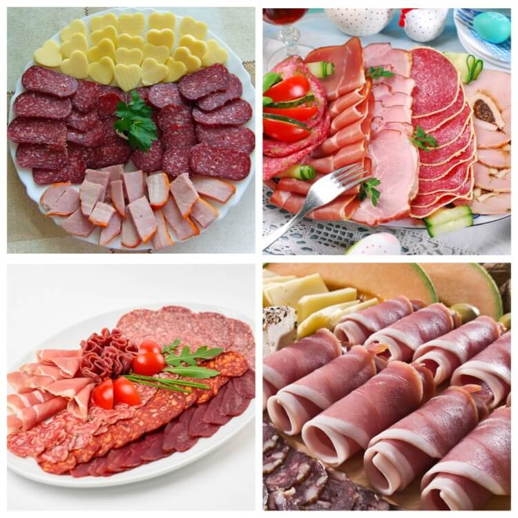 Ideas for beautifully slicing sausage and cheese