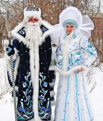 Father Frost and the Snow Queen