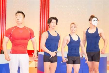 西川貴教 身長 155㎝ 150㎝ 病気 筋肉