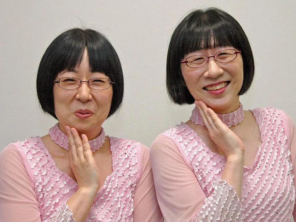 阿佐ヶ谷姉妹 年齢