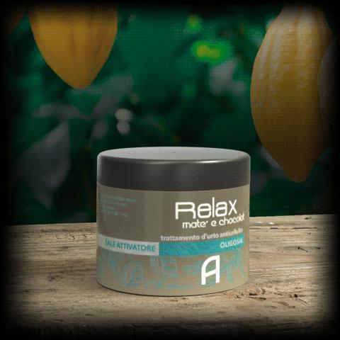 Relax Matè e Chocolat - trattamento d'urto anticellulite - Oligosal
